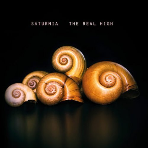SATURNIA - The Real High - LP (orange) Elektrohasch Psychedelic