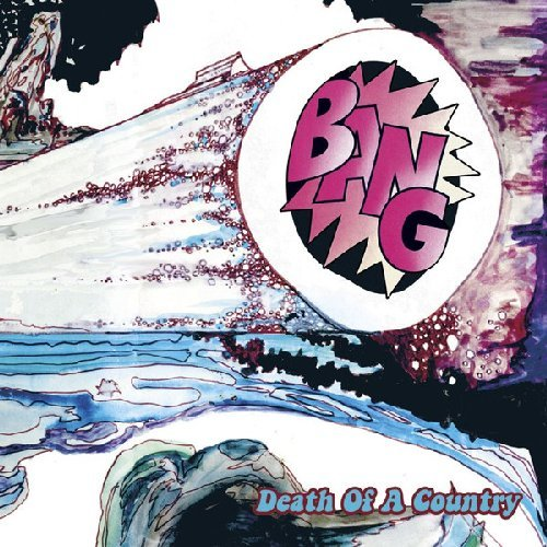 BANG - Death Of A Country - CD 1971 Svart Psychedelic Hardrock
