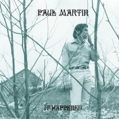 MARTIN PAUL - It Happened - LP 1966 Out Sider Psychedelic