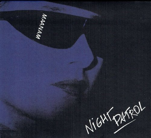 Maanam - Night Patrol - CD 2011 EMI Music Poland Psychedelic