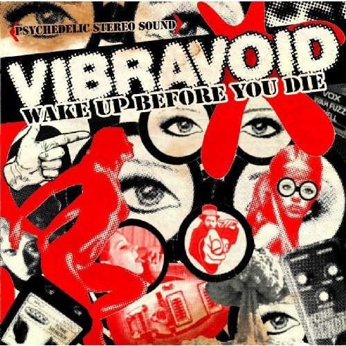 VIBRAVOID - Wake Up Before You Die - CD Stoned Karma Psychedelic Krautrock