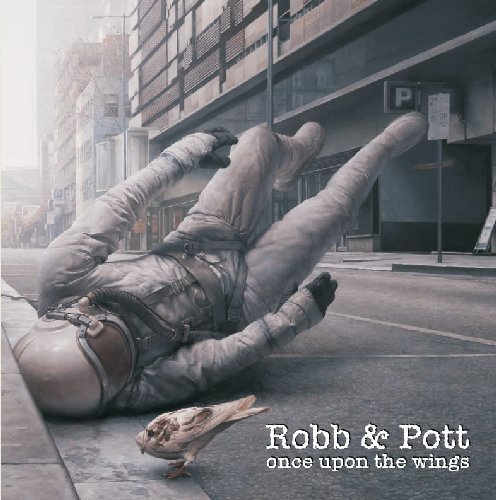 ROBB & POTT - Once Upon The Wings - LP (colour) Nasoni Psychedelic Progressiv