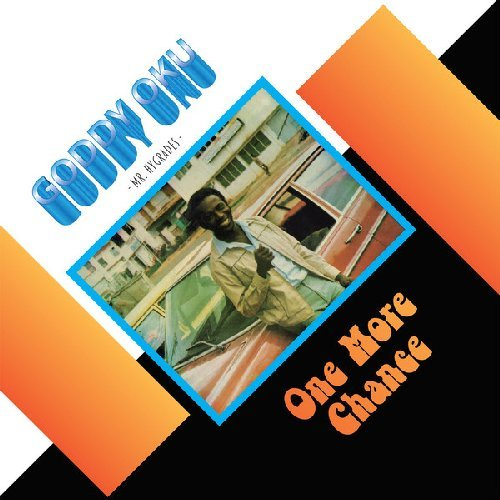 GODDY OKU - One More Chance - LP PMG Funk Disco