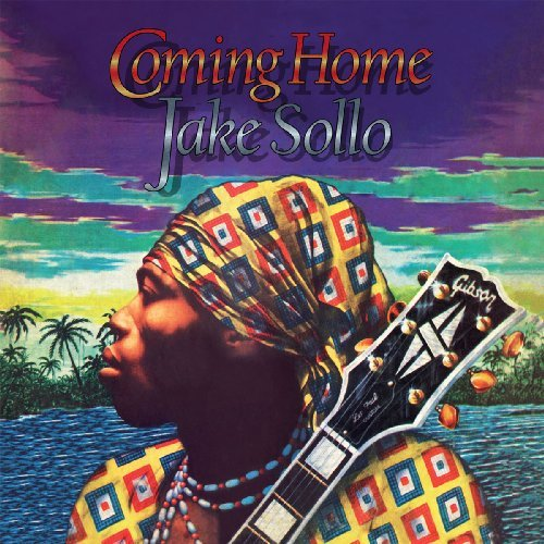 JAKE SOLLO - Coming Home - CD 1977 PMG Funk Afrobeat