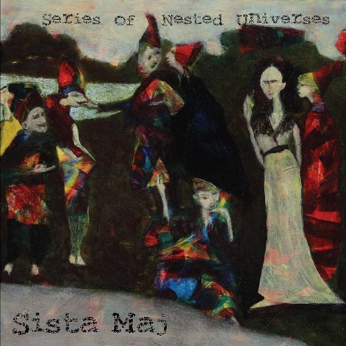SISTA MAJ - Series Of Nested Universes - 2 CD Space Rock Prod Psychedelic