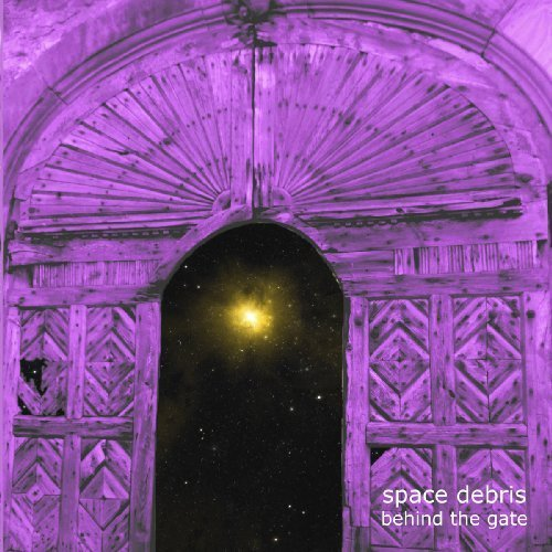 SPACE DEBRIS - Behind The Gate - 2 CD Green BrainBreitklang Krautrock Progressiv