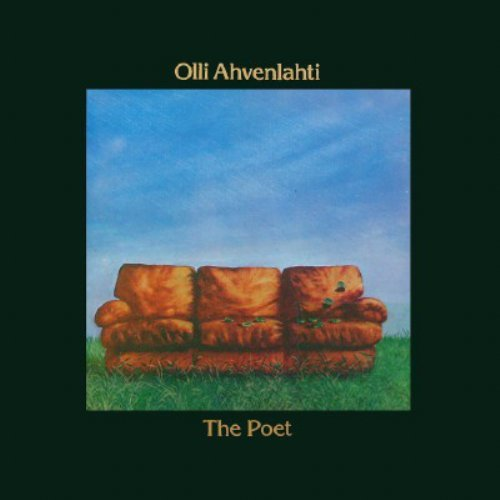 AHVENLAHTI, OLLI - The Poet - LP 1976 (colour) Svart Jazz