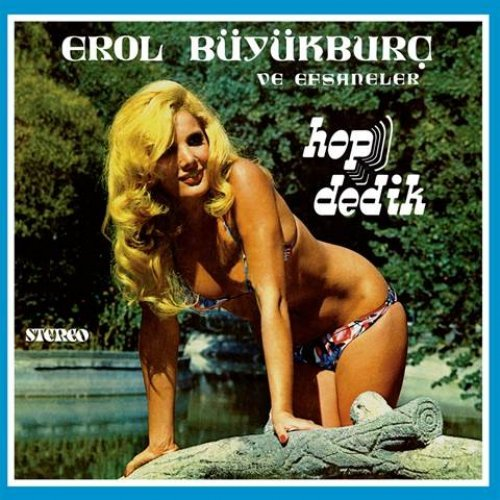 BYRBURC EROL - Hop Dedik - CD 1976 PHARAWAY SOUNDS Psychedelic Funk