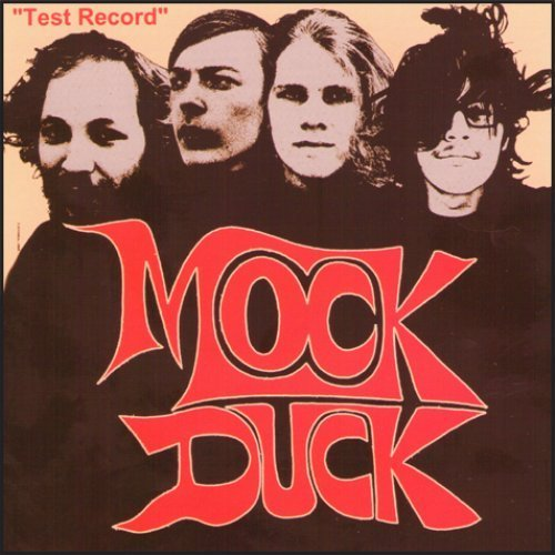 MOCK DUCK - Test Record - CD 1968 + Bonustracks Gear Fab Psychedelic