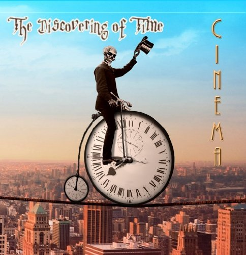 CINEMA - The Discovering Of Time - CD Sireena Krautrock Psychedelic