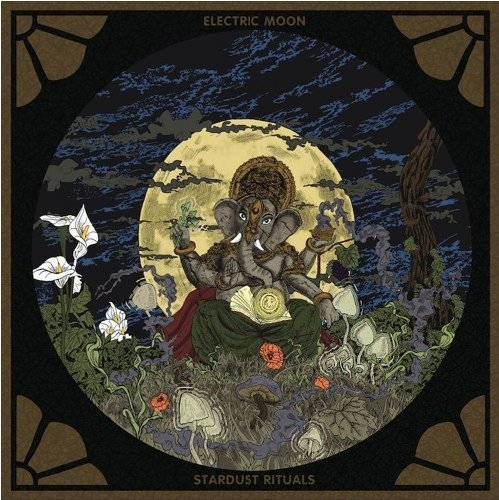 ELECTRIC MOON - Stardust Rituals - CD Sulatron Psychedelic