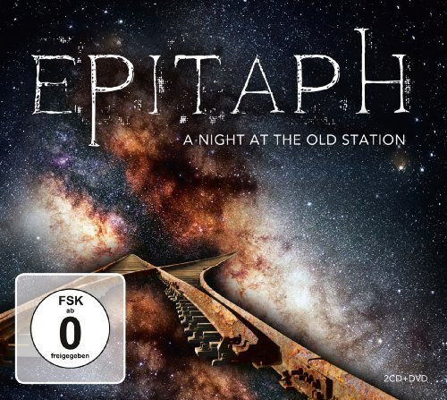EPITAPH - A Night At The Old Station - 2 CD + DVD MadeInGermany Krautrock Progressiv
