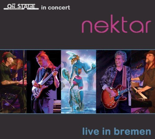NEKTAR - Live In Bremen - 2 CD 2015 Sireena Krautrock Progressiv