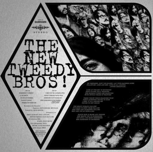 NEW TWEEDY BROTHERS - New Tweedy Brothers - LP 1968 Guerssen Psychedelic Hardrock