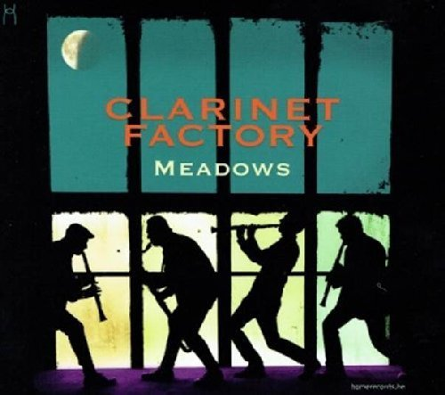 Clarinet Factory - Meadows - CD 2017 Homerecords.be Jazz