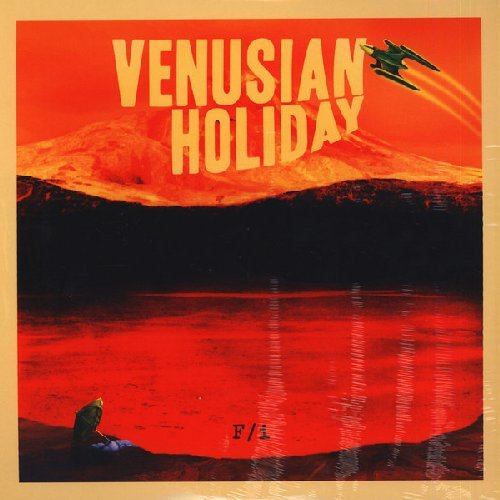 F/I - Venusian Holiday - LP KrautedMind Psychedelic