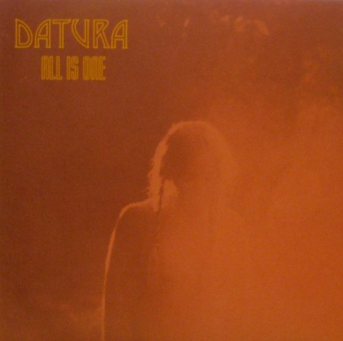 DATURA - All Is One - 2 LP 1998 (red vinyl) KrautedMind Psychedelic