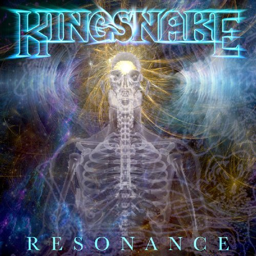 KINGSNAKE - Resonance - LP Oak Island Progressiv