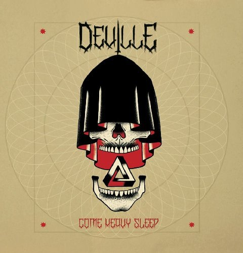 DEVILLE - Come Heavy Sleep - LP (red) Heavy Psych Sounds Psychedelic