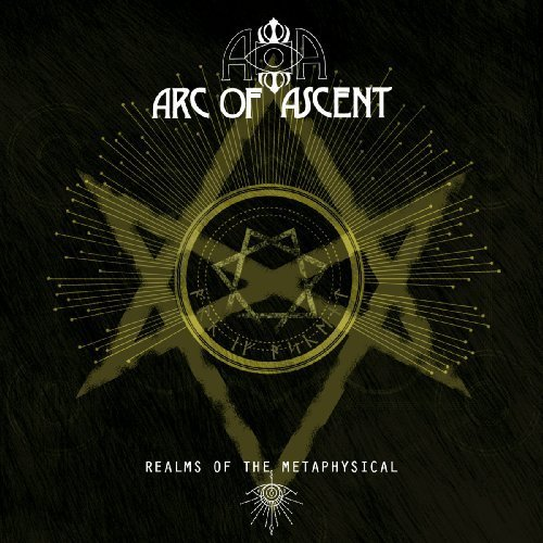 ARC OF ASCENT - Realms Of The Metaphysical - LP (yellow black) Clostridium Psychedelic Stonerrock