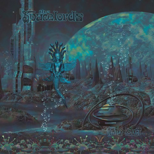 SPACELORDS, THE - Water Planet - CD Space Temple Psychedelic