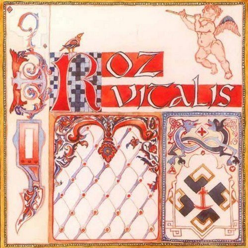 ROZ VITALIS - Patience Of Hope - CD 2012 Mals Progressiv