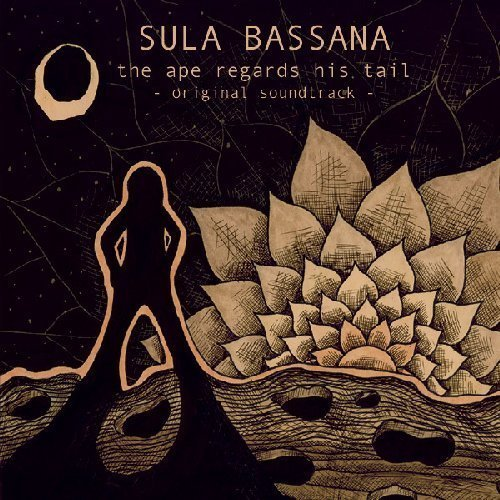 SULA BASSANA - The Ape Regards His Tail �original Soundtrack - 2 LP clear Panc Krautrock Psychedelic