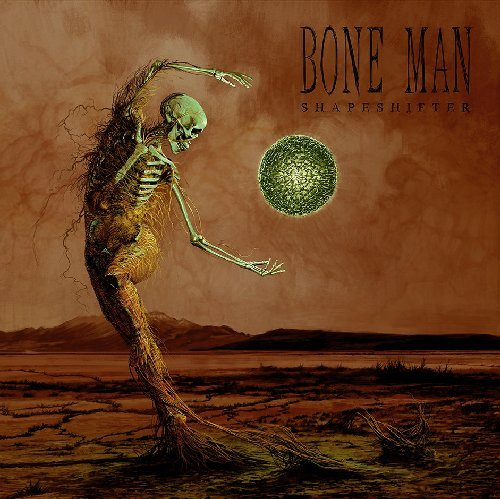 BONE MAN - Shapeshifter - CD Pink Tank Psychedelic