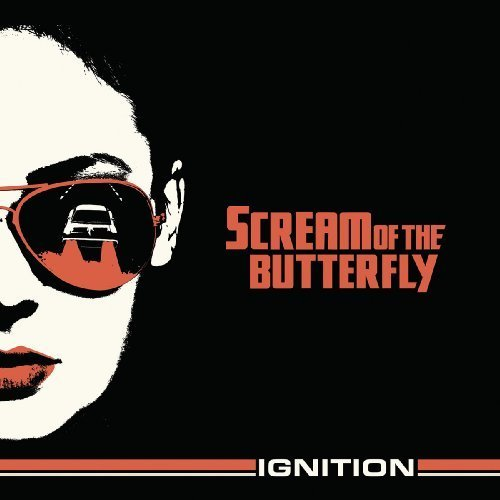 SCREAM OF THE BUTTERFLY - Ignition - CD Burning Wax Psychedelic