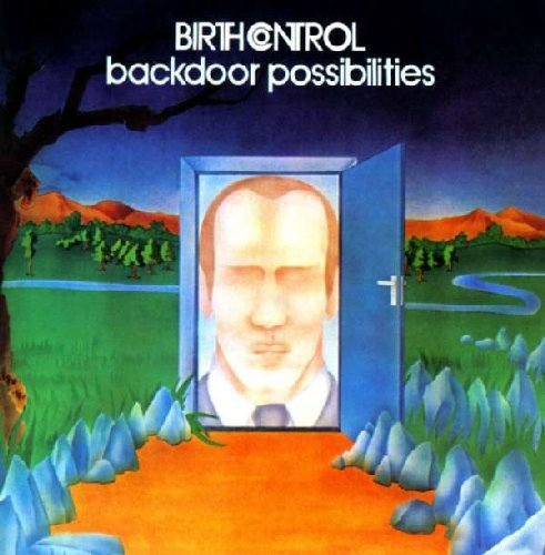 BIRTH CONTROL - Backdoor Possibilities + Figure Out The Weather - 2 LP Boutique Krautrock Progressiv