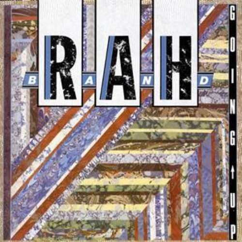 RAH BAND - Going Up - LP 1983 ESPACIAL DISCOS Funk Pop