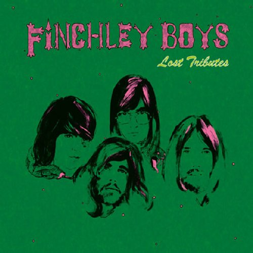 FINCHLEY BOYS - Lost Tributes - LP colour Anazitisi Psychedelic