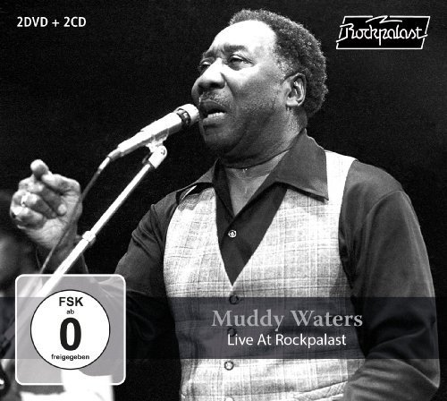 MUDDY WATERS - Live At Rockpalast - 2CD+2DVD MadeInGermany Blues