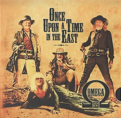 OMEGA - 55 � Once Upon A Time In The East  Once Upon A Time In West - 2 CD 217 Folk Progressiv