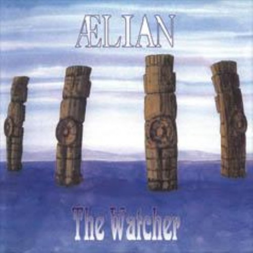 AELIAN - The Watcher - CD 1992 Mals Progressiv
