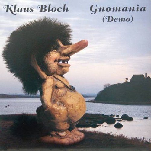 KLAUS BLOCH - Gnomania - LP Ping Pong Records Krautrock Elektronik