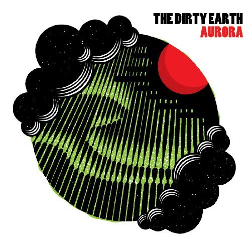 DIRTY EARTH THE - Aurora - LP red Oak Island Psychedelic