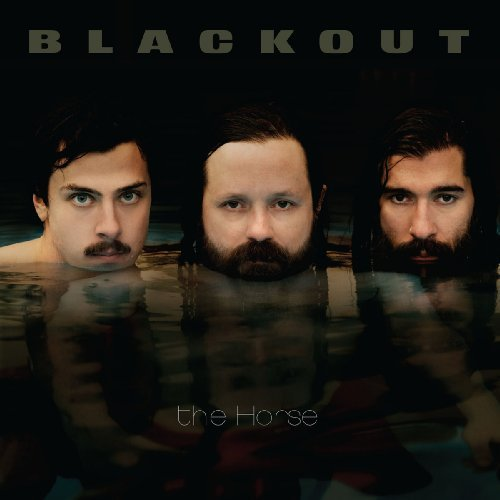 BLACKOUT - The Horse - CD RIDING EASY Psychedelic Hardrock