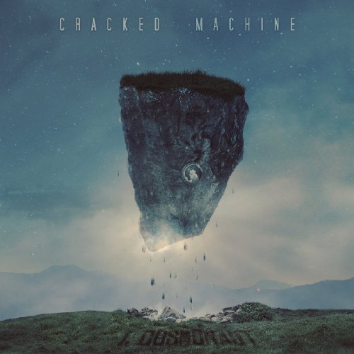 CRACKED MACHINE - I Cosmonaut - LP transparent blue Psyka Psychedelic Spacerock