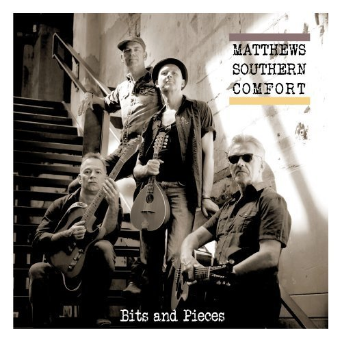 MATTHEWS SOUTHERN COMFORT - Bits And Pieces - 10 inch white vinyl MadeInGermany Blues Psychedelic