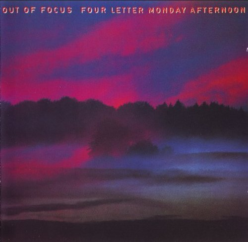 OUT OF FOCUS - 4 Letter monday afternoon - 2 CD 197 Kuckuck Progressiv Krautrock