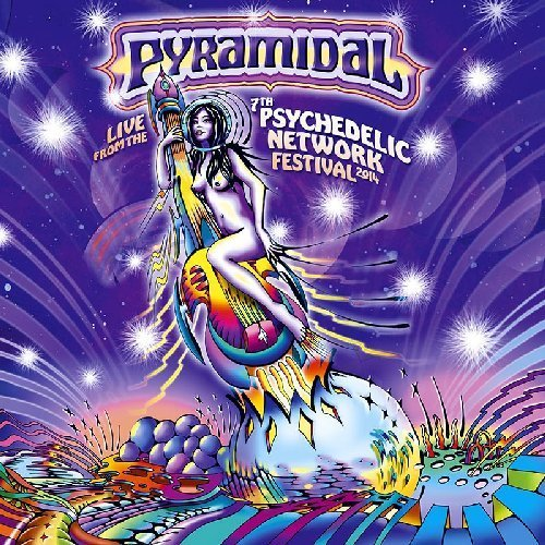PYRAMIDAL - Live At The 7th Pnf - 2 LP (black) 2014 Sunhair Psychedelic