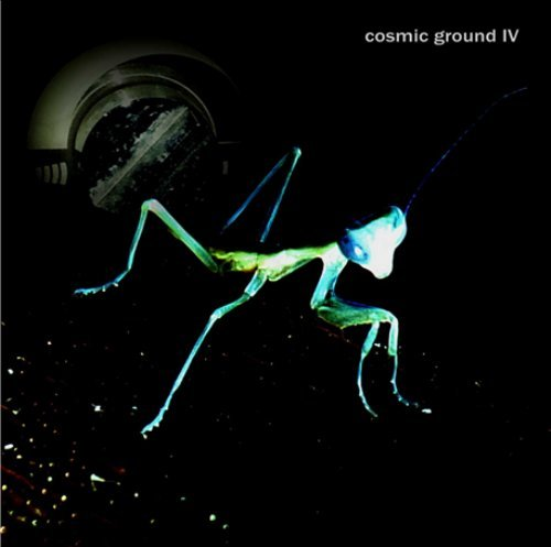 COSMIC GROUND - Cosmic Ground IV - LP colour 215 Adansonia Records Krautrock Elektronik