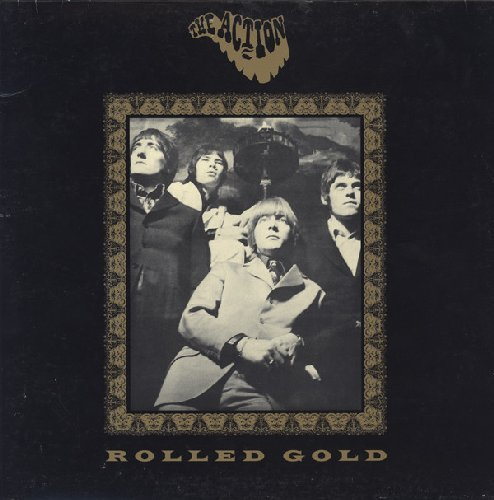 ACTION, THE - Rolled Gold - LP 1967 Guerssen Psychedelic