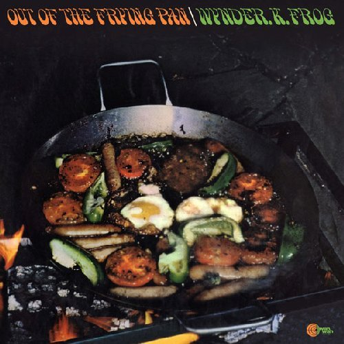 WYNDER K. FROG - Out Of The Frying Pan - LP WahWah Psychedelic Underground