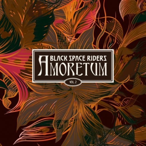 BLACK SPACE RIDERS - Amoretum Vol. 2 - CD Self release Psychedelic