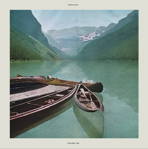 AUTOMATISM - From The Lake - CD Tonzonen Psychedelic Krautrock