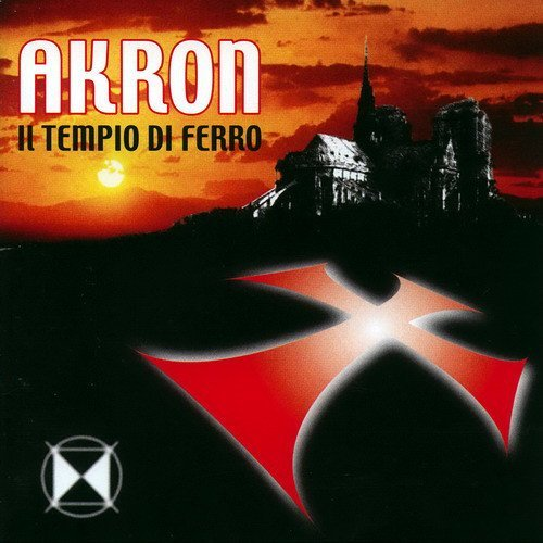 AKRON - Il Tempo Di Ferro - CD Black Widow Progressiv