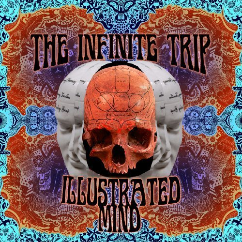THE INFINITE TRIP - Illustrated Mind - LP (black) Clostridium Psychedelic