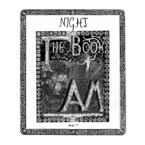 BOOK OF AM - Part V  Night - LP WahWah Psychedelic Acid Folk